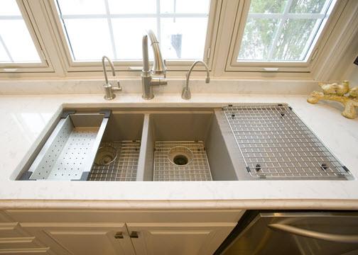 Kitchens Long Kitchen Bath Design