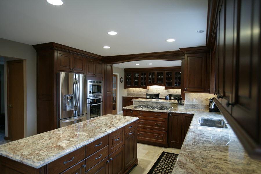 kitchens long kitchen amp bath design interior designs for long and narrow kitchens