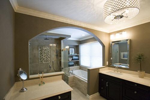 Long Kitchen Bath Design Kitchen And Bathroom Remodeling In - Bathroom remodeling jackson mi